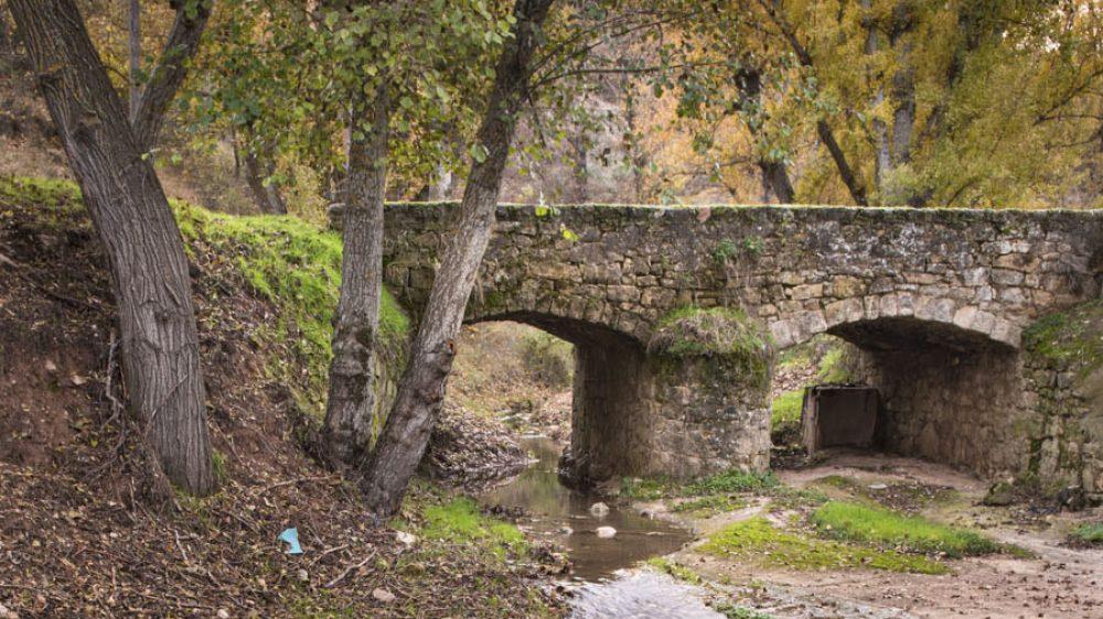 Puente romano sobre el Bornova