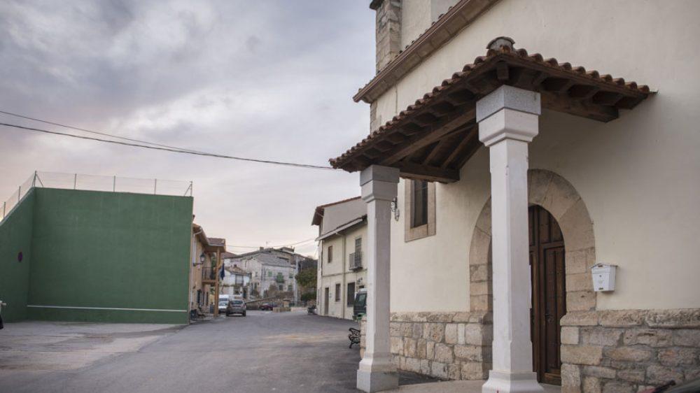 Iglesia parroquial de San Andrés del Congosto